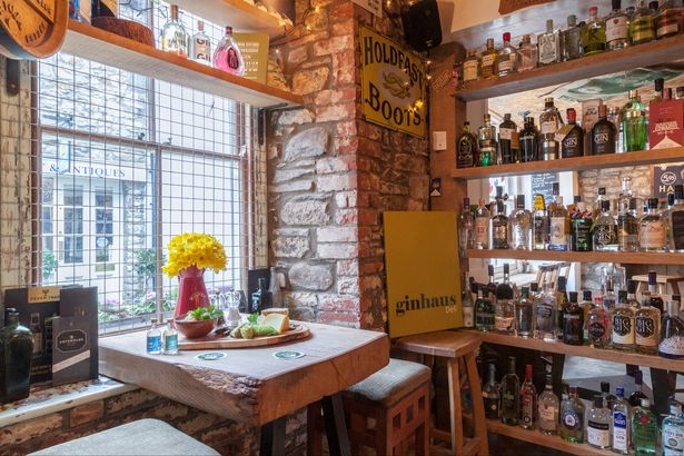 Sizzling or drizzling at Ginhaus Llandeilo on Saturday, August 10th from noon until 5pm