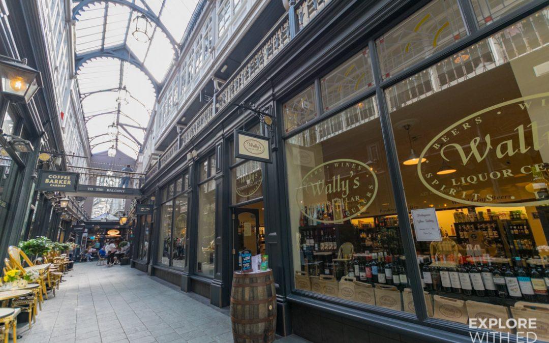 Meet the Distillers at Wally's Liquor Cellar, Castle Arcade, Cardiff- Saturday, 14th December, 12.00- 17.00