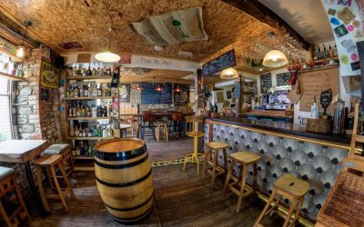 Meet the Distillers at Ginhaus Llandeilo on Sunday, 22nd of December  from noon until 14.30