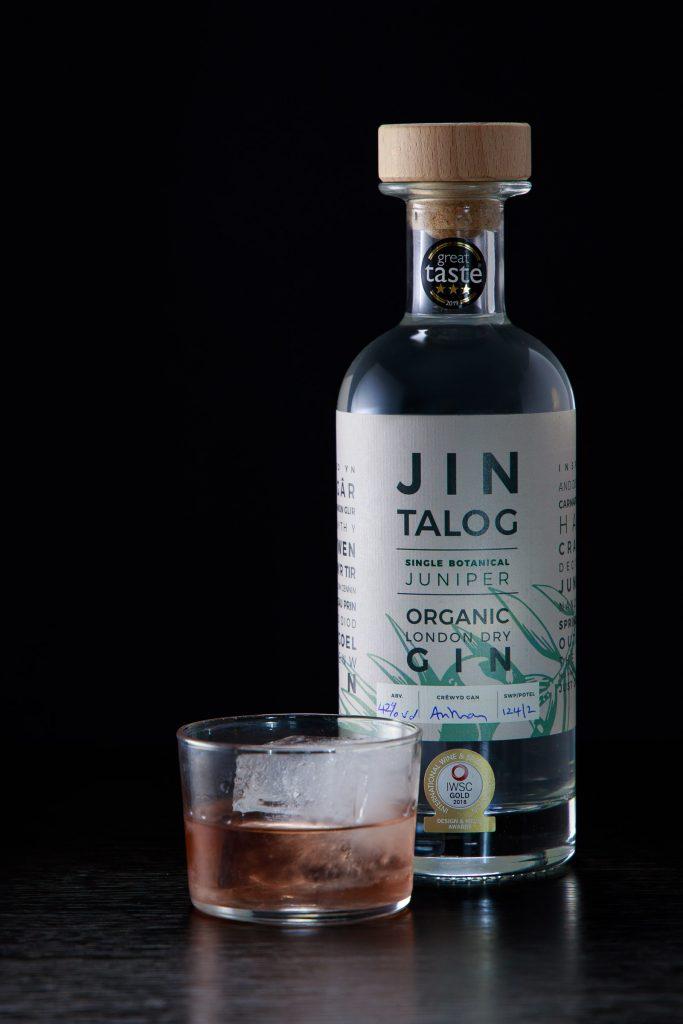 Jin Talog - Pink Gin