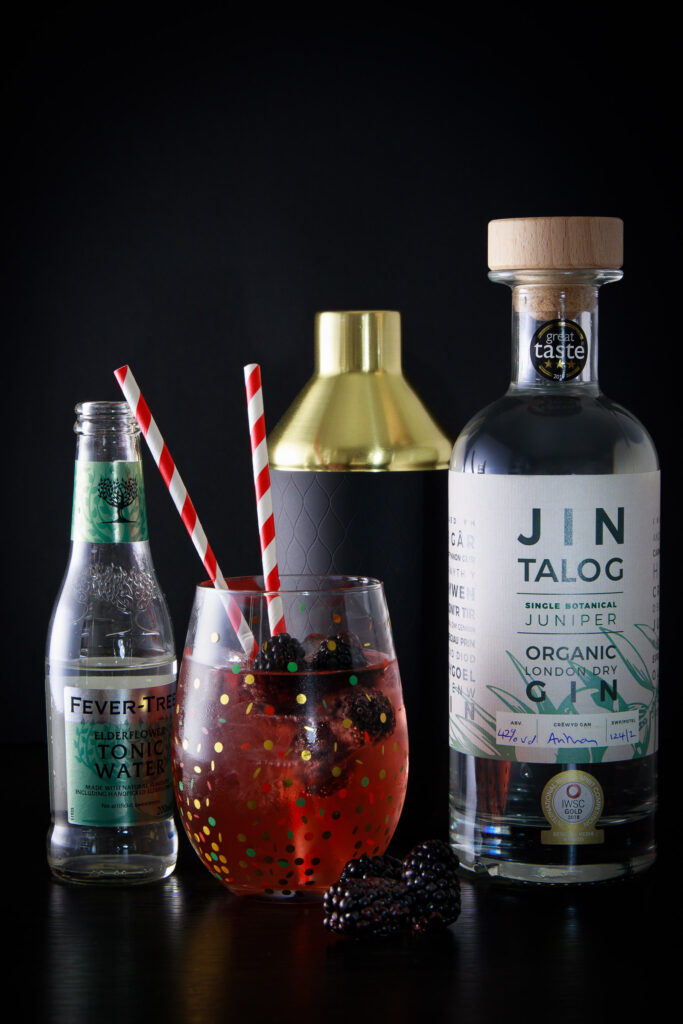 Gin Talog The Hedgerow Gin Cocktail