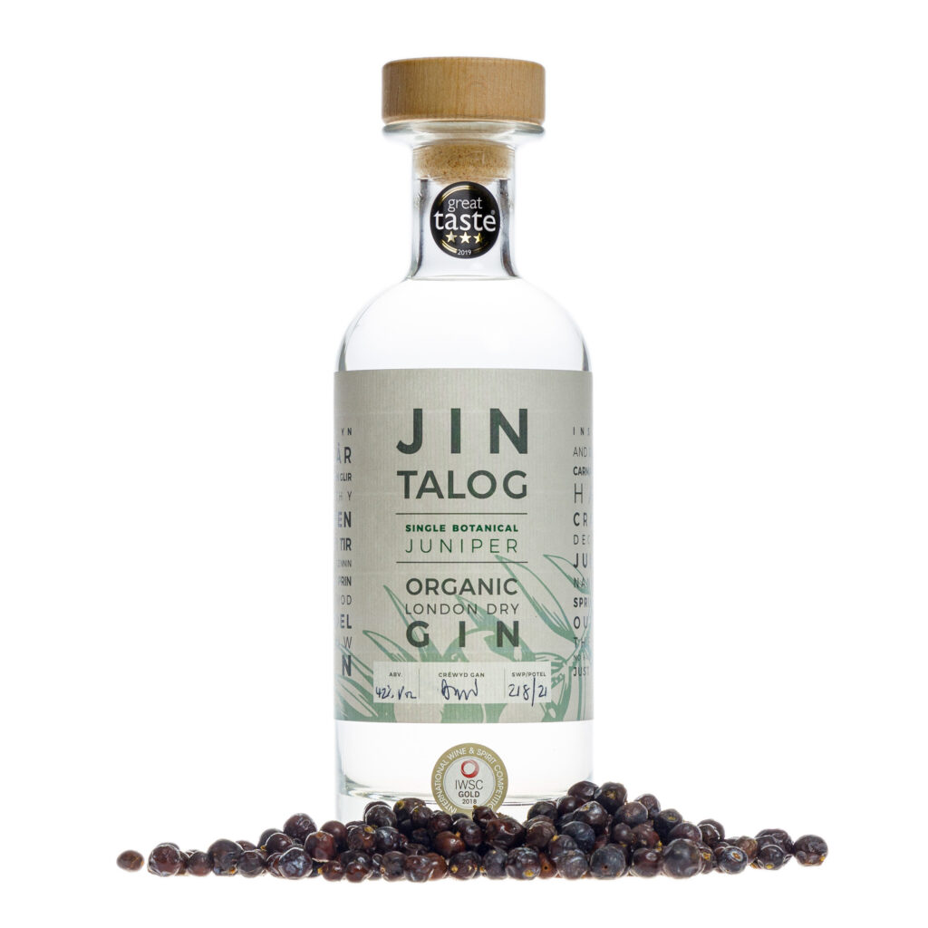 Jin Talog Single Botanical Organic Gin