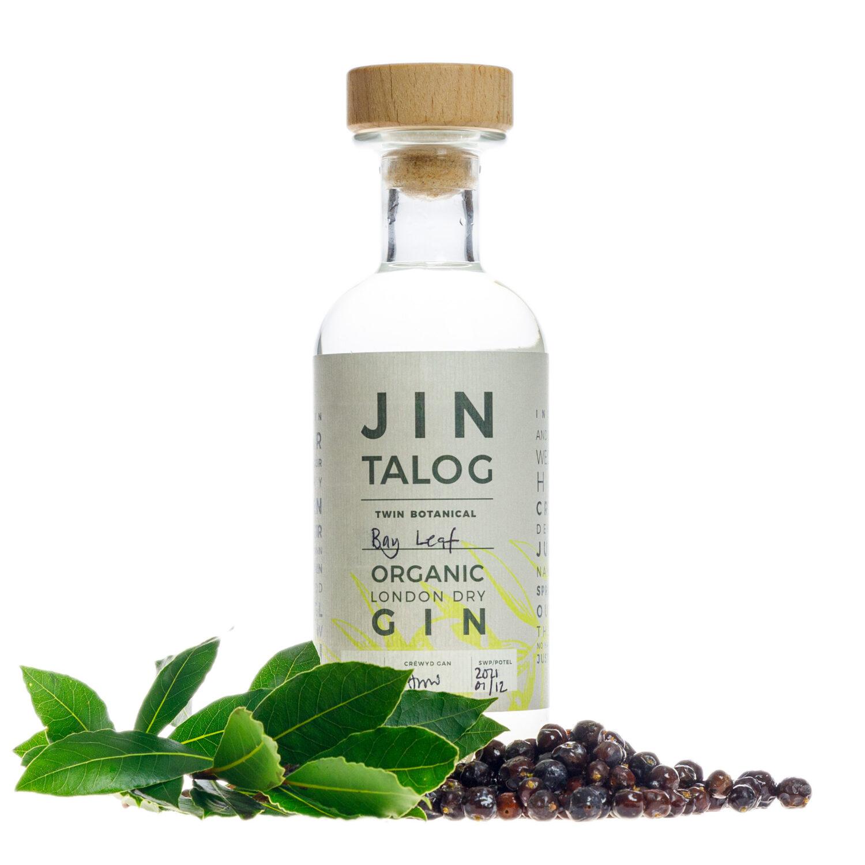 Jin Talog Twin Botanical Bay Leaf Organic Gin