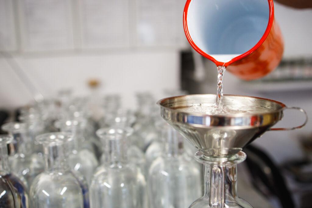 Bottling Jin Talog
